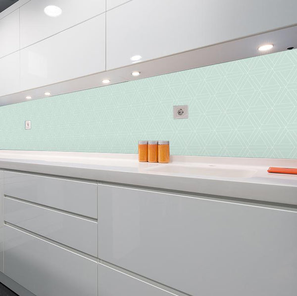 Interlace Mint Big / Kitchen