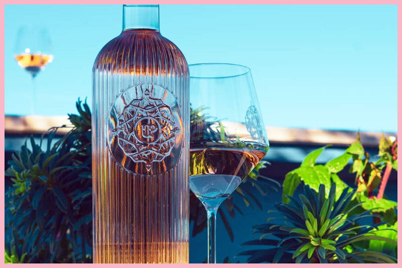 Ultimate Design, Ultimate Flavor, Ultimate Provence – UP Rosé