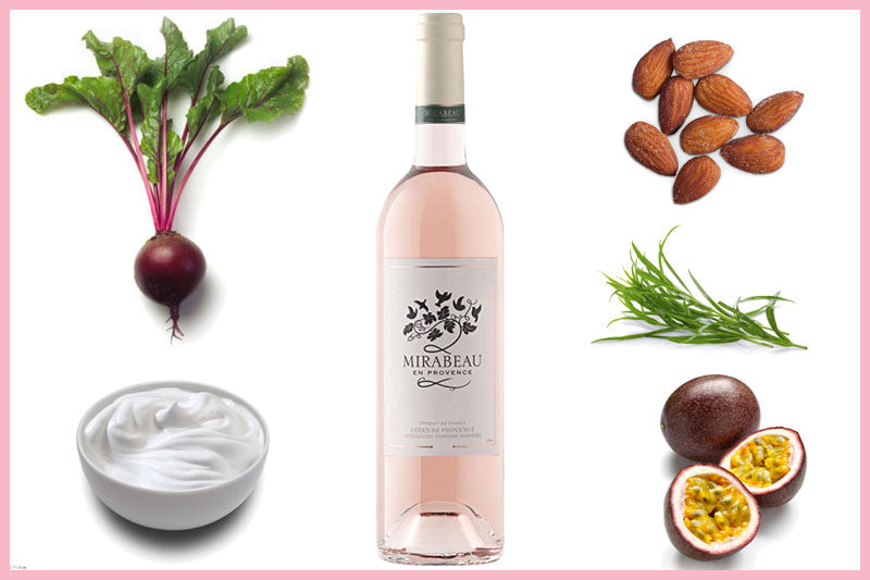 Rosé Gourmet Recipe of the Month #1 from Chef Malte Huebner