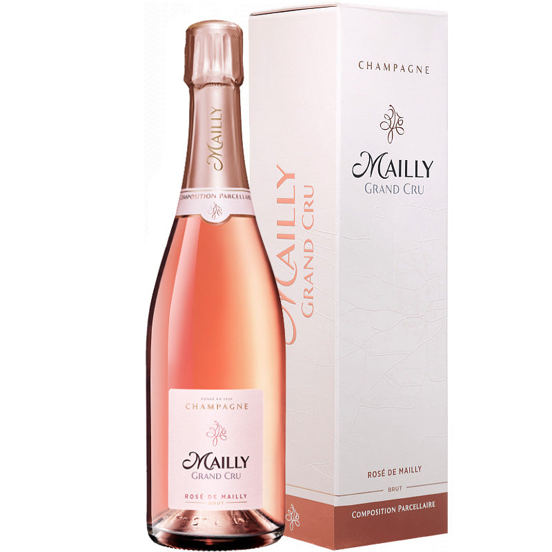 Champagne Mailly Grand Cru Rosé