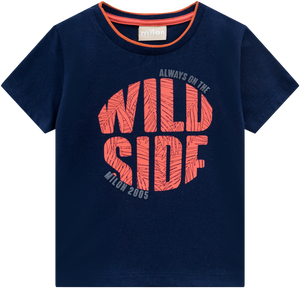 Milon Boys Wild Side T-Shirt & Shorts Set 12736