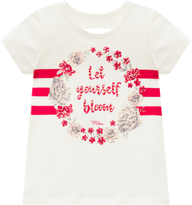Milon Girl's T-Shirt & Shorts Set 12815-0452