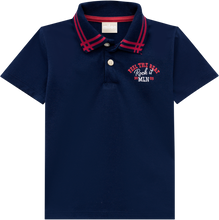 Milon Boys Feel the Beat Polo Shirt & Shorts Set 12860