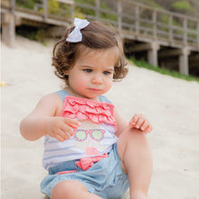 Cute sleeveless Summer babygrow 13832