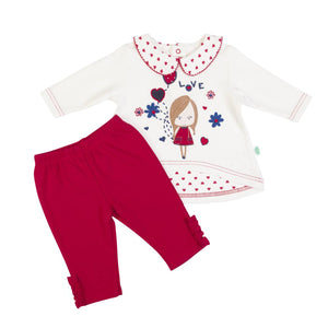 FS Baby Top & Leggings 14132