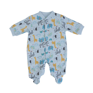 FS Baby Safari Organic cotton babygrow 14711