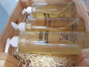 Dalkey Handmade Bottled Liquid Soap