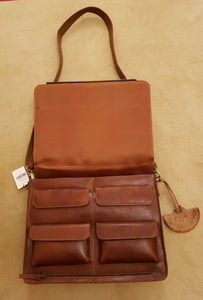 Tinnakeenly Mac Book Satchel