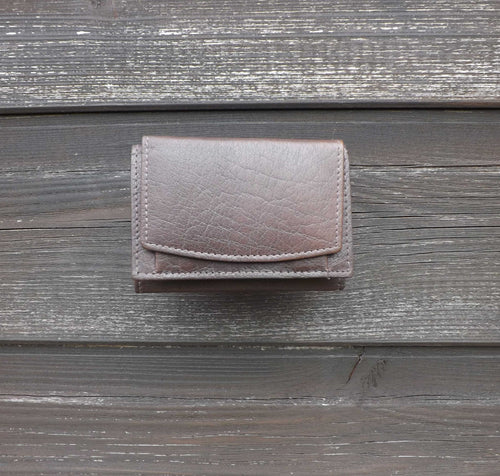 Tinnakeenly Classic Trifold Wallet with coin compartment