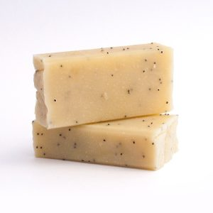 Dalkey handmade Peppy Peppermint & Poppyseed Soap