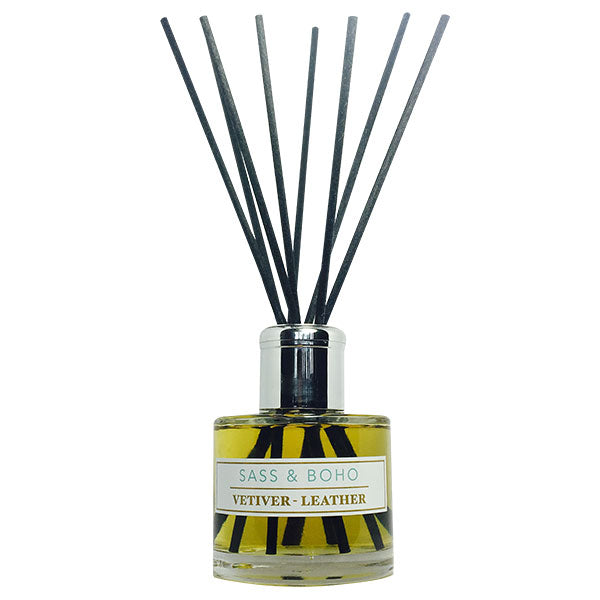 Diffuser - Vetiver & Leather