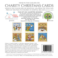 Irish Charity Christmas Cards - Pack of 6