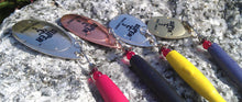 Super C Handmade Irish Fishing Lure with Treble Hook