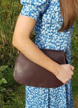 Tinnakeenly Saddle Bag - handmade Leather