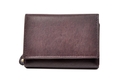 Tinnakeenly Large Trifold Wallet with zip coin compartment