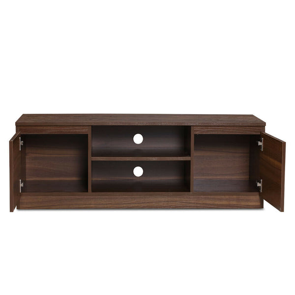 Mono Walnut Brown TV Entertainment Unit