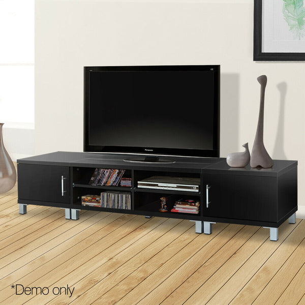 Pozo Black TV Entertainment Unit