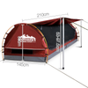 Weisshorn Red Double Camping Tent