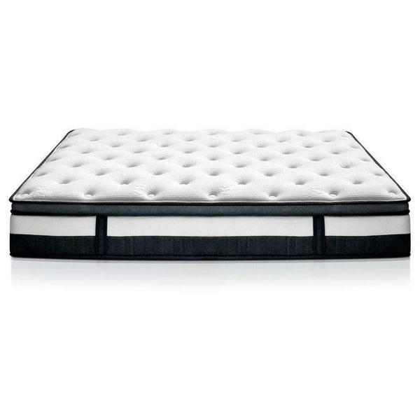 Giselle Double Size Cashmere Spring Foam Bed Mattress