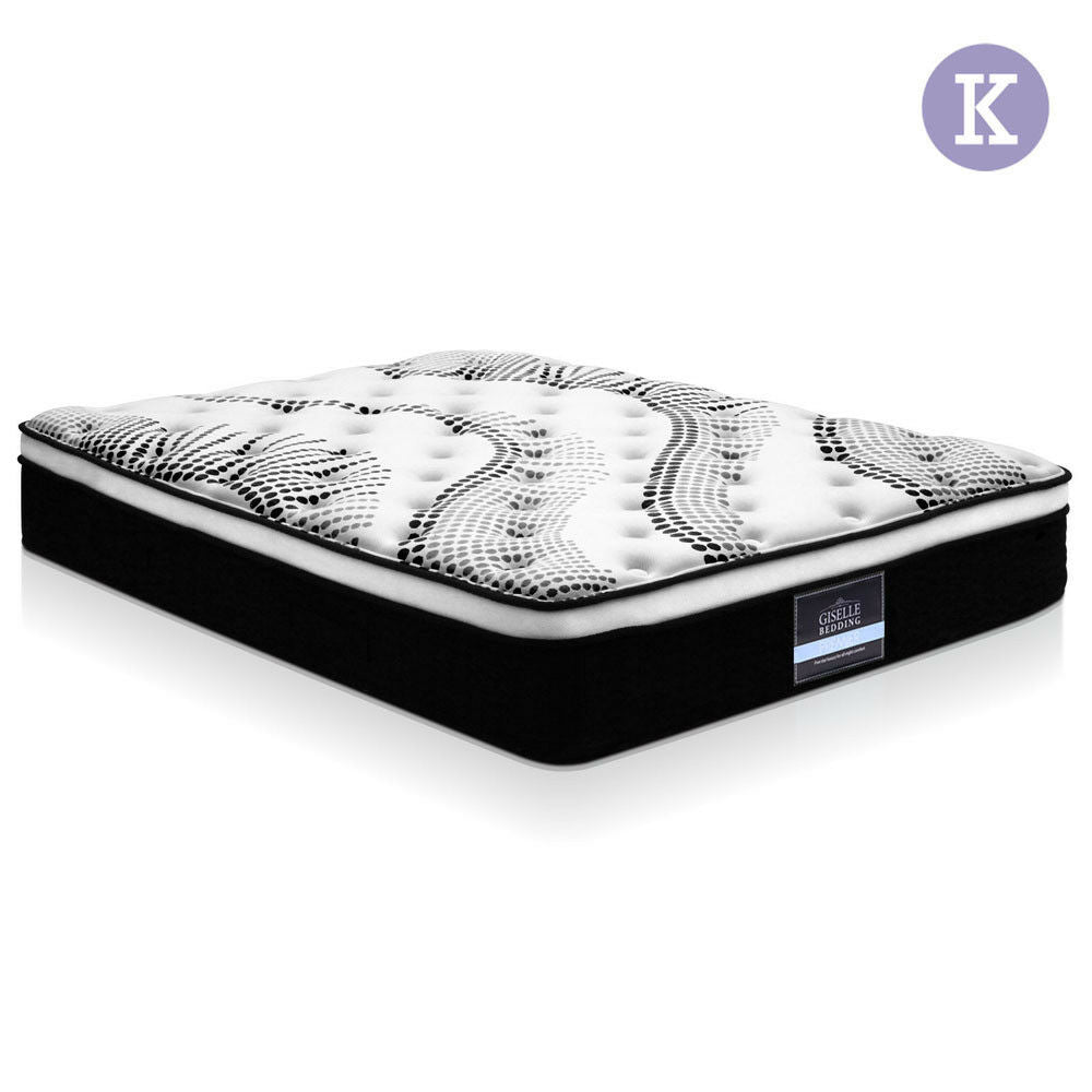 Euro King Size Spring Foam Mattress