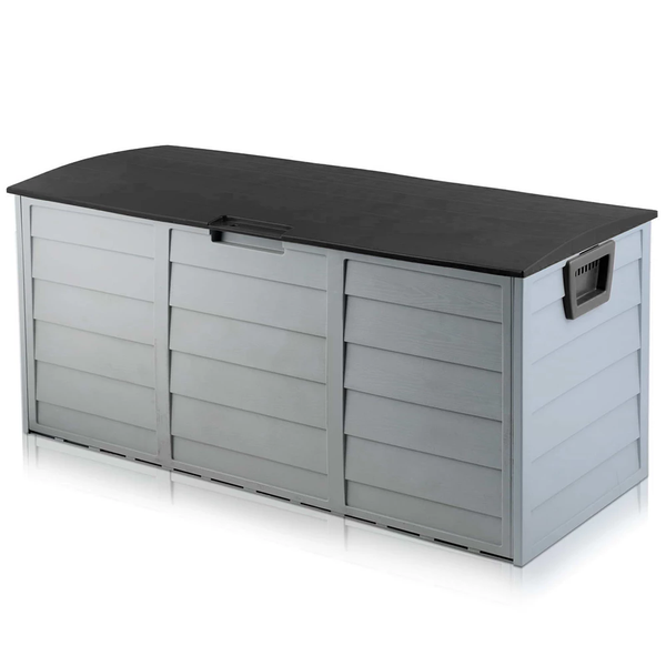 Gordon 290L Black Outdoor Storage Box