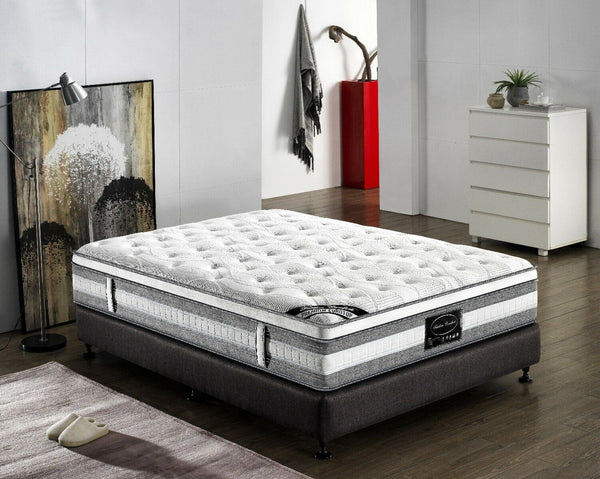 Premium Euro Double Size Bed Mattress