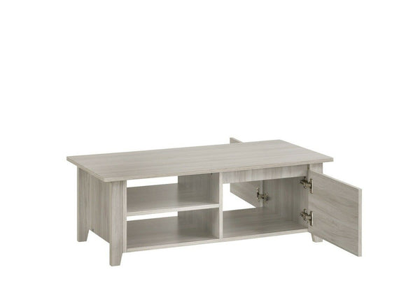 Orian Oak White Coffee Table