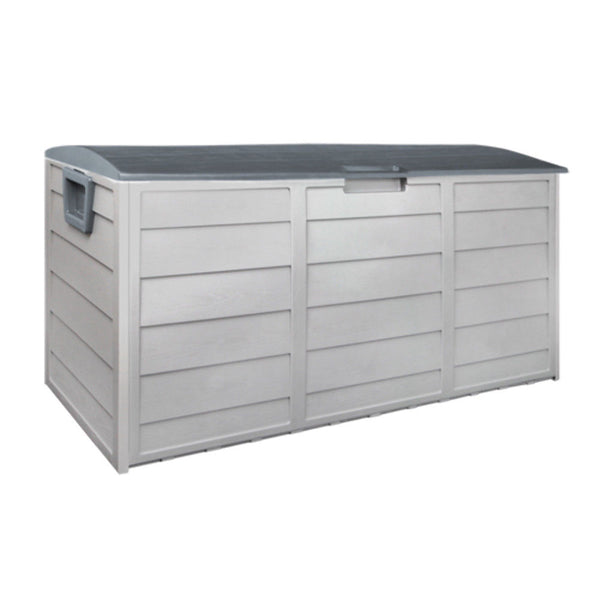 Hano Grey 290L Outdoor Storage Box