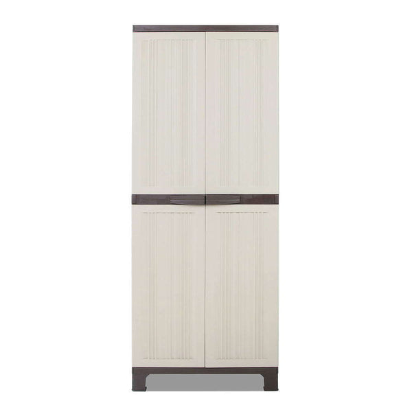 Hano Lockable Outdoor Adjustable Cupboard Storage