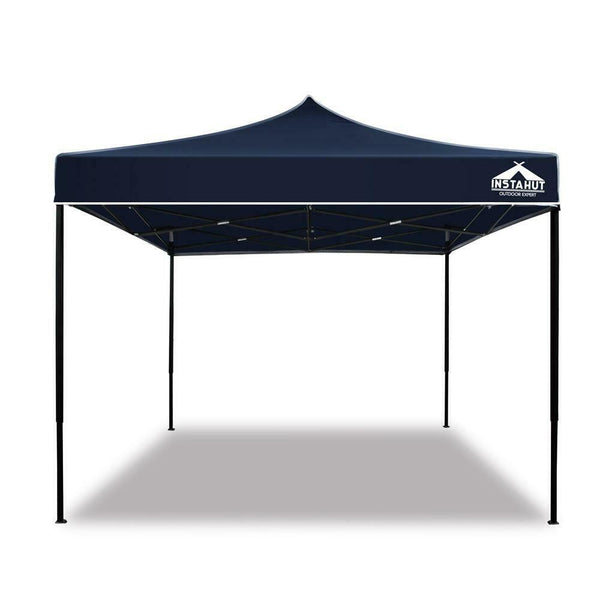 3 x 4.5m Navy Outdoor Gazebo