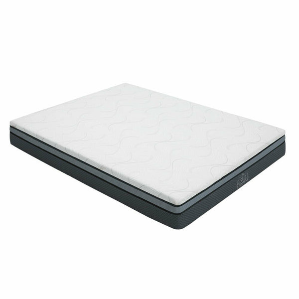 Giselle Queen Size Cool Gel Memory Foam Bed Mattress