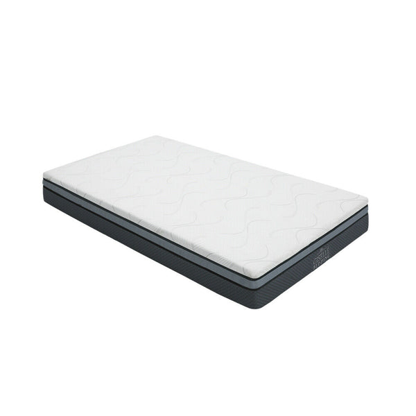 Euro Single Size Cool Gel Foam Mattress