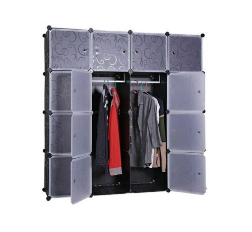 DIY 16XL Cube Wardrobe