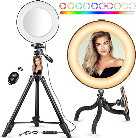 Buy new online rgb led multi colors ring light whole sale price in pakistan whole sale market in pakistan