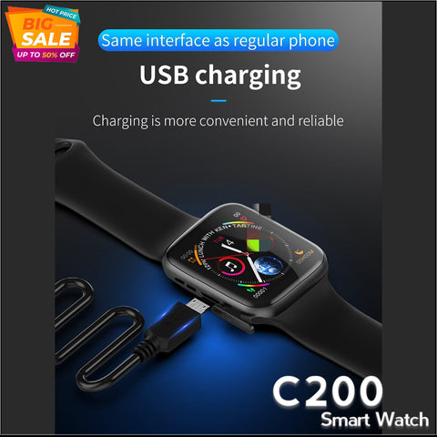 Buy Online latest c200 smart watch price in pakistan at best online store in pakistan reviews of smart watch in pakistan