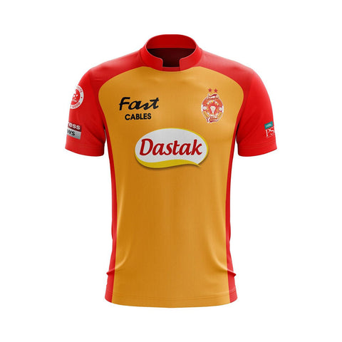 Islamabad United Official psl t-shirts 2020. For United Fans at our best prices. Provided psl islamabad full kit also. Click to shop Now. Rhizmall.pk