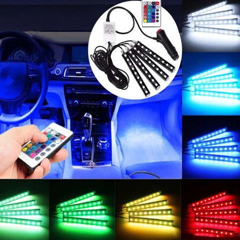 Best LED Lights for Car Interior in 2020 Buy Car Interior Lights & Accessories Online in Pakistan
