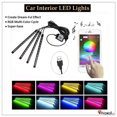 buy new car interior led lights atmosphere lights colorful lights interior lights for car colorful light atmosphere