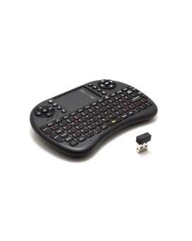 Mini Touch Pad Rf 500 Wireless Keyboard Mouse - RHIZMALL.PK Online Shopping Store.