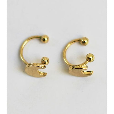 Hanger Bolt Ear Piercings - RHIZMALL.PK Online Shopping Store.