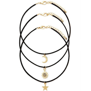 Vivian All in One Choker - RHIZMALL.PK Online Shopping Store.