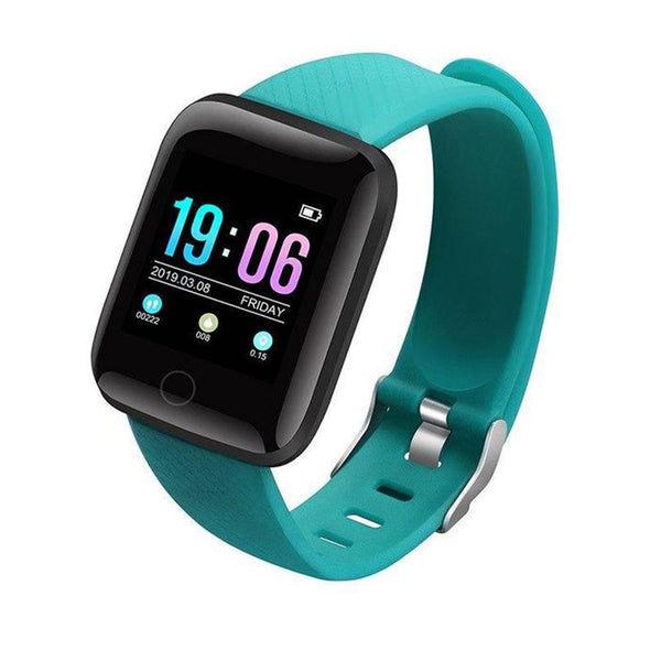 D13 Smart Band Waterproof  Watch With Heart Rate Monitor - RHIZMALL.PK Online Shopping Store.