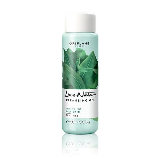 Love Nature Cleansing Gel Tea Tree - RHIZMALL.PK Online Shopping Store.