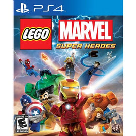 PS4 Lego Marvel Super Heroes Game - RHIZMALL.PK Online Shopping Store.