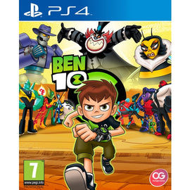 PS4 Ben 10 Game - RHIZMALL.PK Online Shopping Store.