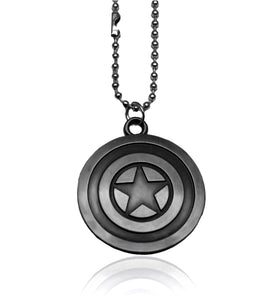 Captain America Necklace - RHIZMALL.PK Online Shopping Store.