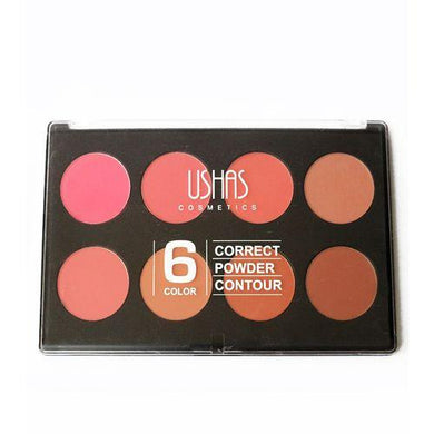 8 Colour Contour And Highlighting Powder Foundation Palette - RHIZMALL.PK Online Shopping Store.