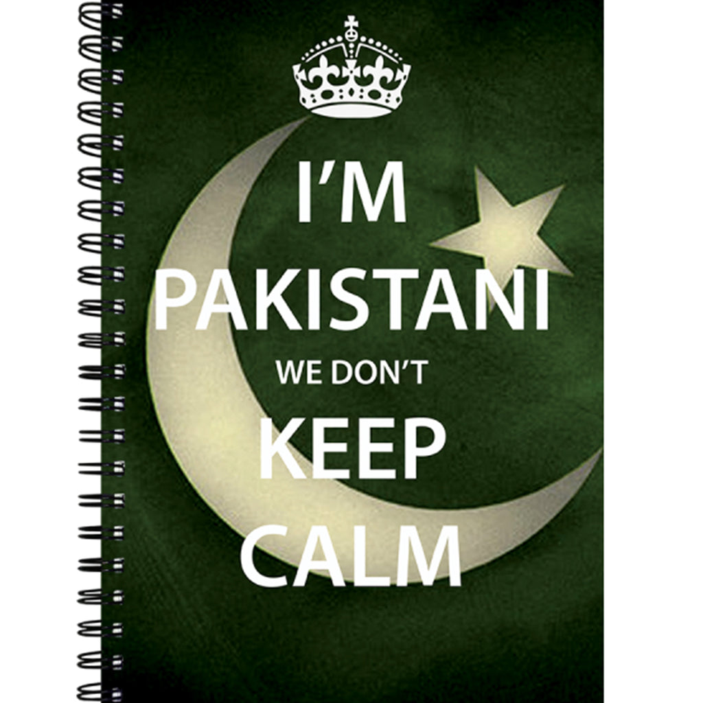 I am Pakistani We do not Keep Calm - RHIZMALL.PK Online Shopping Store.