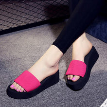 Summer High Heel Slippers for Women - RHIZMALL.PK Online Shopping Store.