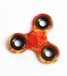 Blazing Fire Pattern R188 Bearing 2 Minute  Fidget Spinner - RHIZMALL.PK Online Shopping Store.